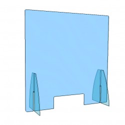 "Parafiato ""BASIC"" plexiglass mm.4 personalizzabile"